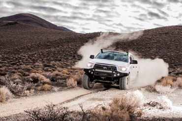 Picture for category Tundra suspension
