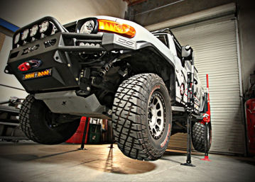 Picture of DEMELLO OFF-ROAD X-WING SLIDERS