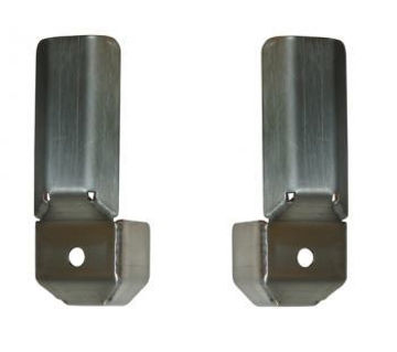 Picture of FJ Cruiser Stainless Steel Lower Shock Shin Guard