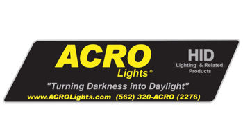 Picture for manufacturer ACRO LIGHTS