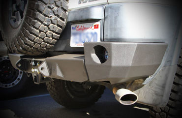 Picture for category FJC REAR BUMPER