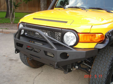 Picture of DEMELLO OFF-ROAD FJ BAJA FRONT BUMPER