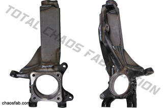 Picture of WELD-ON SPINDLE GUSSETS WITH SWAYBAR MOUNTS