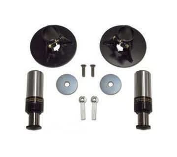 Picture of 2007 - Current Toyota FJ Cruiser Rear Hydraulic Air Bumpstop System