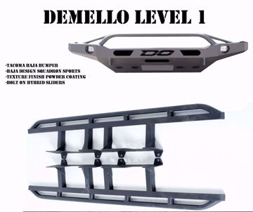 Picture of DEMELLO LEVEL 1 2016-2020Tacoma Armor package