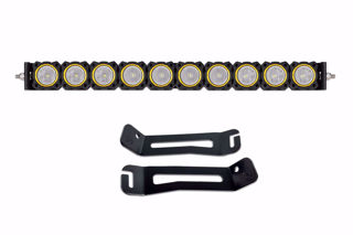 "Picture of 20"" KC FLEX LED Behind The Grille Mount System for 14-18 Toyota 4Runner"