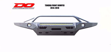Picture of TUNDRA FRONT WINCH BUMPER 2014-2019 (BAJA HOOP)