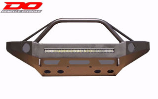 Picture of DEMELLO OFF-ROAD LIGHT BAR TACOMA BAJA FRONT BUMPER 05-11
