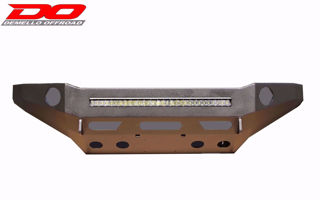 Picture of DEMELLO OFF-ROAD LIGHT BAR TACOMA FLAT TOP FRONT BUMPER 05-11