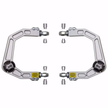 Picture of 2005-UP Toyota Tacoma Delta Joint Billet Aluminum Upper Control Arm Kit