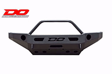 Picture of DEMELLO 4RUNNER SINGLE HOOP BUMPER 06-09