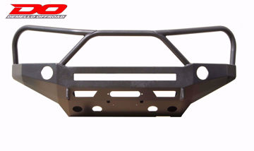 Picture of DEMELLO OFF-ROAD STEALTH SERIES LIGHT BAR 06-09 4RUNNER 3 HOOP FRONT  BUMPER