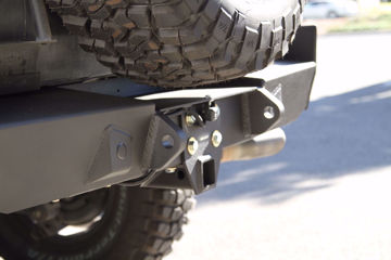 Picture of FJC DEMELLO BUMPER HITCH