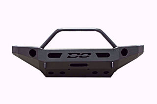 Picture of ALUMINUM SINGLE HOOP FRONT BUMPER 05-11