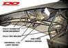 Picture of DEMELLO 4runner 2010-2021 Flat Top Bumper