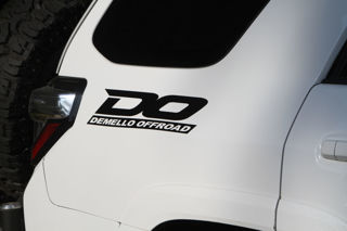 Picture of DEMELLO Quarter panel Decal