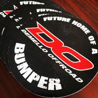 Picture of BUMPER STICKER