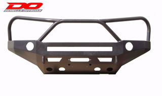 Picture of ALUMINUM TACOMA 3 HOOP STEALTH SERIES FRONT BUMPER 05-11