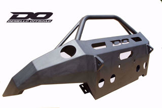 Picture of ALUMINUM TACOMA BAJA STEALTH SERIES FRONT BUMPER 05-11