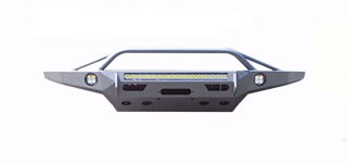 Picture of TUNDRA BAJA HOOP FRONT WINCH BUMPER 2014-2021